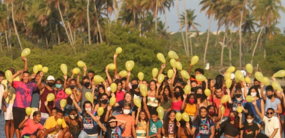 Primeiro encontro do Núcleo de Cidadania de Adolescentes (NUCA)-Edição 2021